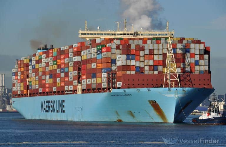 Maersk Zero Carbon tankers