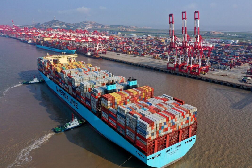 Shipping container Carbon Credits